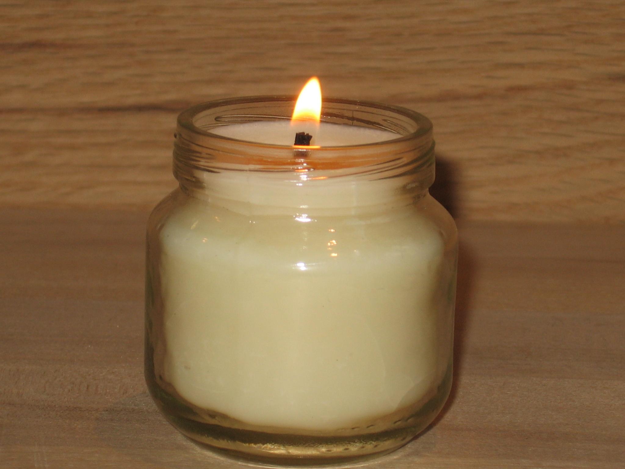 Jar Candles From Deer Fat – Live The Old Way