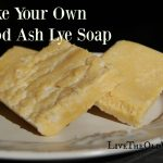 Make Your Own Wood Ash Lye Soap