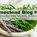 Homestead Blog Hop 168