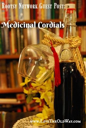 herbal cordials