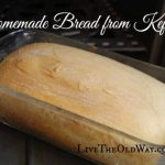 Homemade Bread from Kefir