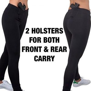 leggings with holsters